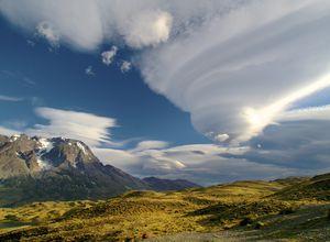 Argentinien Patagonien Landschaft iStock 844622146