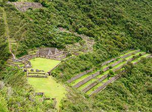 Peru Choquequirao Trekking 4 Tage