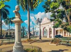 Kuba Cienfuegos iStock 512693098