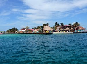 Insel Caye Caulker