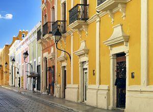 Mexiko San Cristobal Streetview