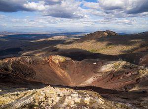 Nicaragua Cerro Negro Vulkan
