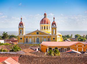 Nicaragua Granada Stadt
