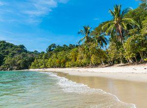 Costa Rica Manuel Antonio Nationalpark iStock 597643454