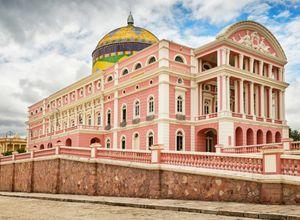 Brasilien Manaus Theater