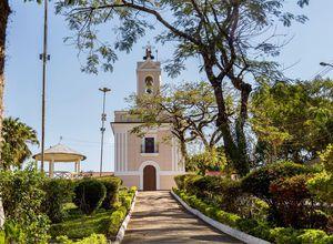 Brasilien Bom Jardim Plaza