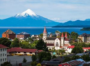 Chile Puerto Varas iStock 922671166