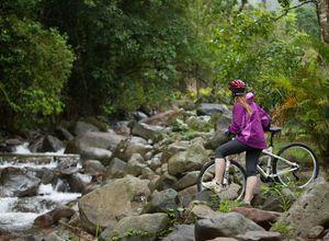 Costa Rica E Bike Tour Fluss