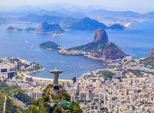 Brasilien Rio de Janeiro Cristo