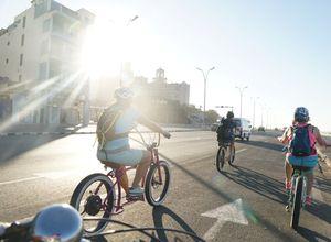 E-Bike Tour Sonne