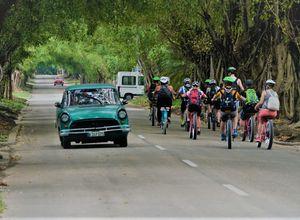 kuba e bike tour strae