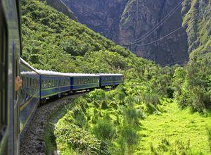 Peru Cusco Zug