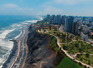 Peru Lima Stadt