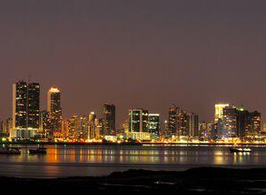Panama City Night View (3)