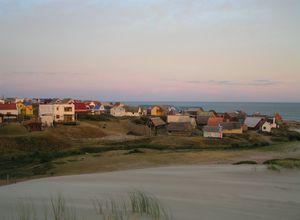 Uruguay Punta del Diablo Strand
