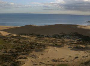 Uruguay Rocha Cabo Polonio Dünen