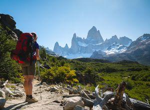 Argentinien Chile Patagonien Torres del Paine Fitz Roy