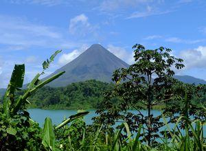 Costa Rica - Vulkan Arenal