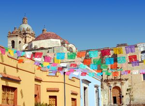 Mexiko Oaxaca