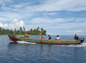 Panama San Blas Bootsausflug mit Einheimischen