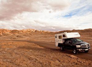 Chile Atacama Wüste Camper Camperreise