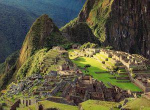Peru Machu Picchu iStock 163685741