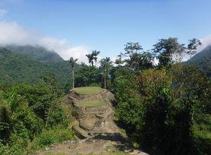 Kolumbien Ciudad perdida3