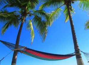Costa Rica Strand Hängematte