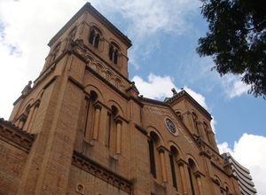 Kolumbien medellin Kathedrale