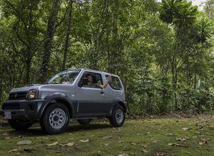 Costa Rica Mietwagen Adobe Suzuki Jimny3
