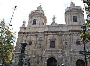 Chile Santiago Kathedrale