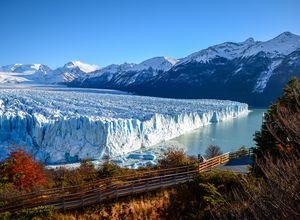 Argentinien Perito Moreno Gletscher iStock 508036162