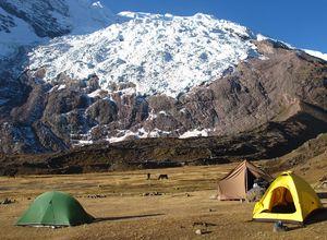 Peru-Cusco-Ausangate-Camp