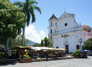 Kolumbien Santa Fe De Antioquia Kirche
