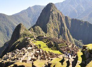 Peru Salkantay Machu Picchu