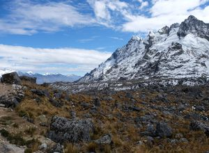 Peru Salkantay Pass