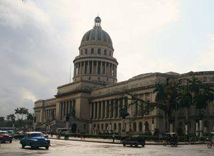 Kuba Havana El Capitolo