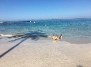 Costa Rica Strand Kinder
