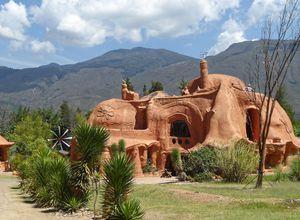 Kolumbien villa de leyva tonhaus