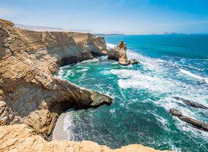 Peru Paracas Landschaft iStock 827817952