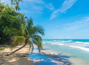 Costa Rica Puerto Viejo Strand iStock 541601506