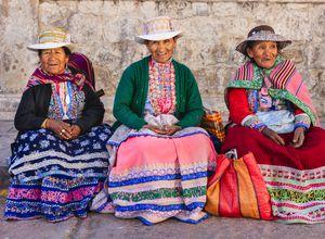 Peru Arequipa iStock 498827493
