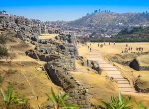 Peru Cusco Sacsayhuaman iStock 941221892