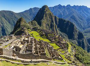 Peru Machu Picchu intensiv iStock 1010828398 (2)