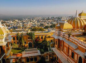 Indien Deogarh Palace Palast Hotel elegant edel