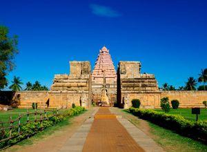 Indien Thanjavur Brihadeshwara Tempel