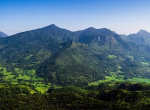 Sri Lanka Knuckles Berge Wandertour Reise