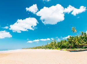 Sri Lanka Mirissa traumhafter Strand Erholung