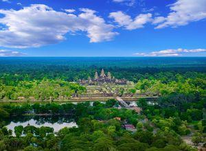 Kambodscha Angkor Wat Dschungel Asien Spezialist