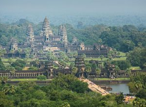 Kambodscha Angkor Wat Erlebnisreise